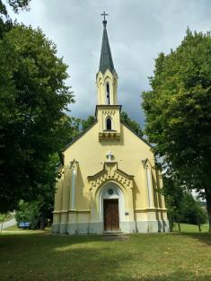 Kaple svatých Cyrila aMetoděje